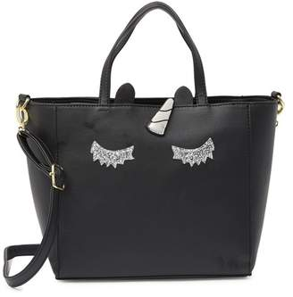 Betsey Johnson LUV BETSEY BY Farrah Caticorn Tote Bag