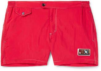 Missoni Slim-Fit Mid-Length Swim Shorts