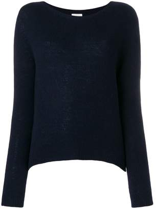 Alysi ribbed knit jumper