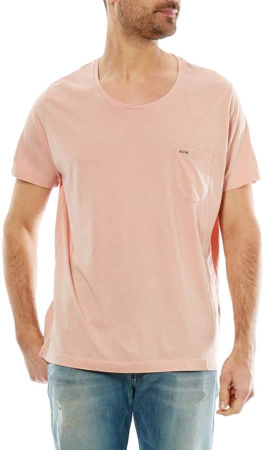 T-Kronox - Kurzärmeliges T-Shirt - rosa