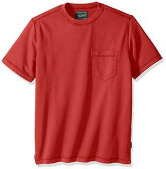 Woolrich Men's Crescent Lake Terry Modern Fit Tee