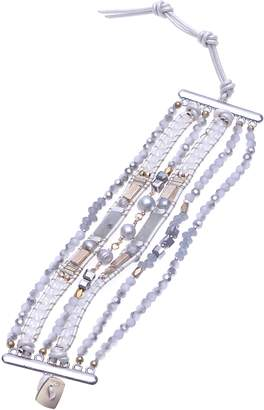 Nakamol Design Multistrand Button Bracelet