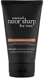 philosophy Renewed Razor Sharp For Men Shavingcream, 5 Oz