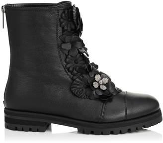Jimmy Choo Havana Leather Boots