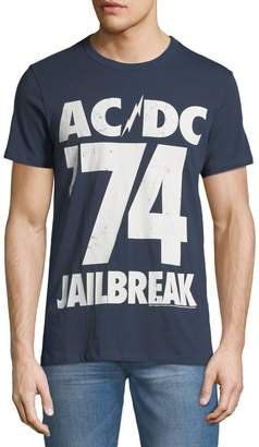 Chaser Men's AC/DC Graphic T-Shirt
