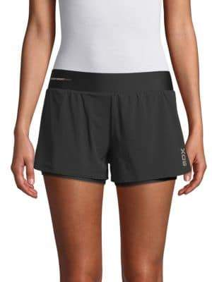 Superdry Elasticized Logo Shorts