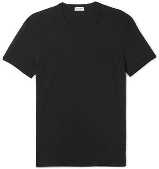 Dolce & Gabbana Stretch-Pima Cotton T-Shirt