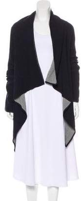 Ulla Johnson Draped Long Sleeve Cardigan