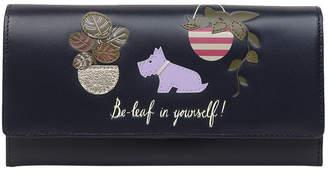Radley Be-Leaf In Yourself Flap Over Wallet