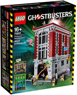 Lego GhostbustersTM Firehouse Headquarters