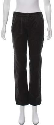 Etoile Isabel Marant Straight-Leg Utility Pants