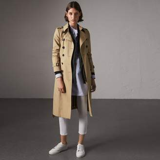 Burberry The Chelsea - Extra-long Trench Coat