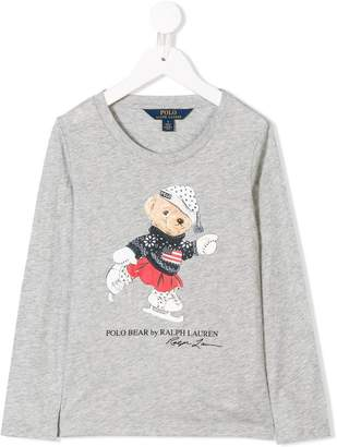 Ralph Lauren Kids Polo Bear T-shirt