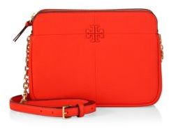 Tory Burch Tory Burch Ivy Leather Crossbody Bag
