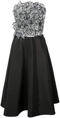 Nha Khanh Carlotta midi dress
