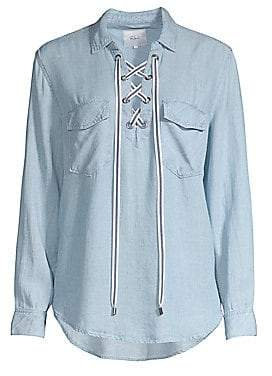 Rails Women's Matea Lace-Up Tunic