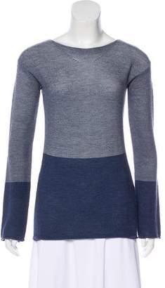 Belstaff Virgin Wool- Blend Knit Sweater
