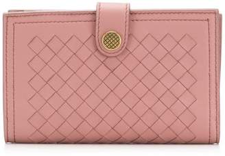 Bottega Veneta French bi-fold wallet