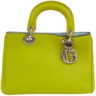 Christian Dior Lady leather bag