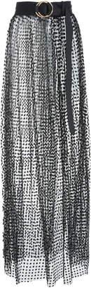 Rachel Comey Embellished Tulle Maxi Skirt