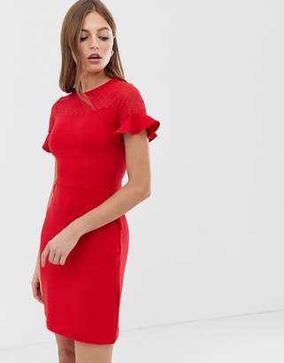 34c585e2db0 French Connection Fitted Dresses - ShopStyle UK