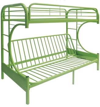 Acme Furniture 02091W-GR Eclipse Futon Bunk Bed