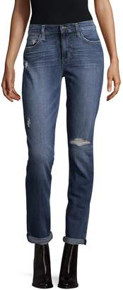 Joe's Jeans Women's Slim Boyfriend Cotton Jeans