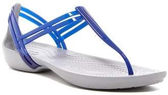 Crocs Isabella T-Strap Sandal (Women)