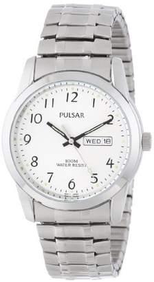 Pulsar Men's PJ6051 Expansion Watch