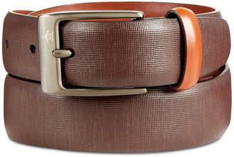 Original Penguin Men's Sun Tanned Leather Belt