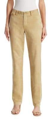 Ralph Lauren Collection Garrison Cotton Chino Pants