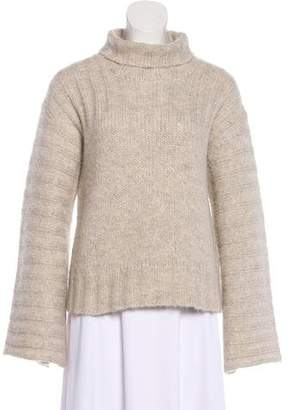 See by Chloe Oversize Turtleneck Sweater