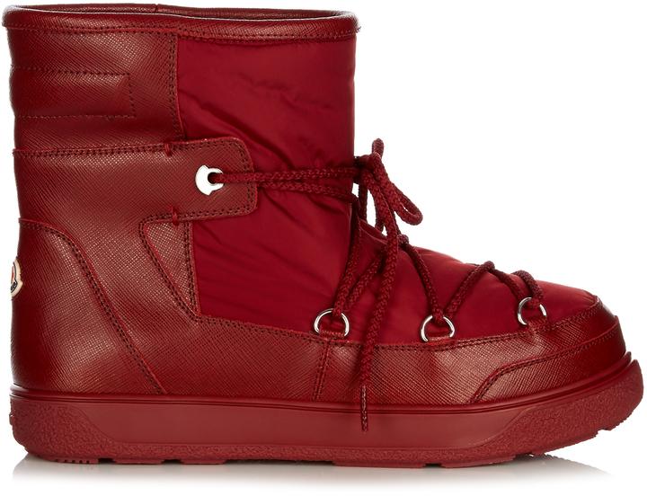 MonclerMONCLER Fanny quilted après-ski boots