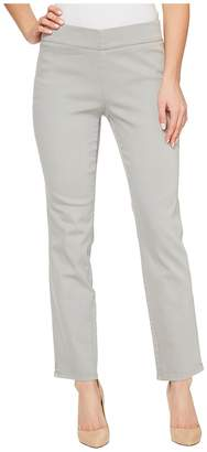 NYDJ Alina Pull-On Ankle in Moonstone Grey Women's Jeans