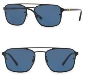 Burberry 56MM Aviator Sunglasses