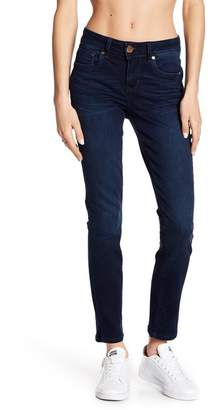 Seven7 Slim Maker Side Slits Straight Jeans