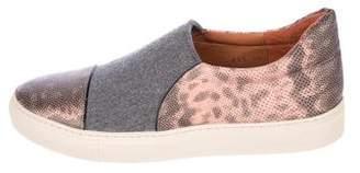 Dries Van Noten Patterned Slip-On Sneakers