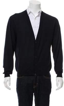 Valentino Lightweight Knit Cardigan