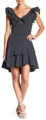 Lucy Paris Belen Tiered Ruffle Skirt