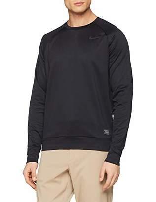 Nike Men's 932316 T-Shirt, Black (Negro 010), Medium