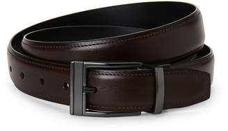 Kenneth Cole Reaction Reversible Faux Leather Belt