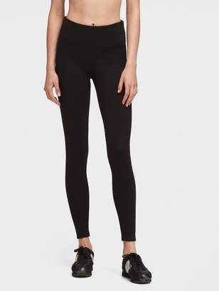 DKNY Techno High-Waisted Full-Length Legging
