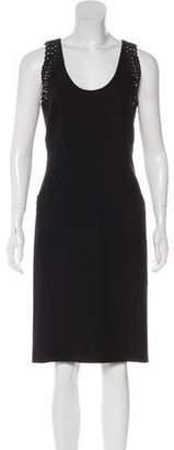 Zac Posen Laser Cut Knee-Length Dress w/ Tags