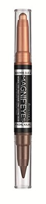 Rimmel Magnifeyes Double Ended Shadow and Eye Liner, Kissed By A Rose Gold, 0.05 Ounce $6.99 thestylecure.com