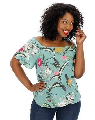 e276ce7baa77ad Vero Moda Off Shoulder Tops For Women - ShopStyle UK