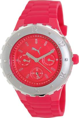 Puma Women's Blast PU103442002 Silicone Analog Quartz Watch