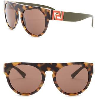 Versace Women's Round 55mm Sunglasses