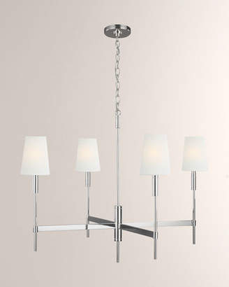 Thomas O'Brien TOB by Beckham 4-Light Chandelier