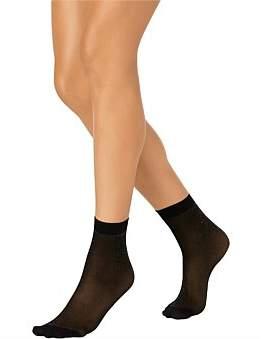 Voodoo Shimmer Sock