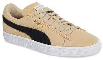 Puma Suede Lace-Up Sneaker